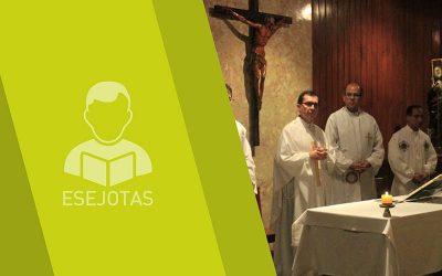 Celebración a San Juan Berchmans SJ