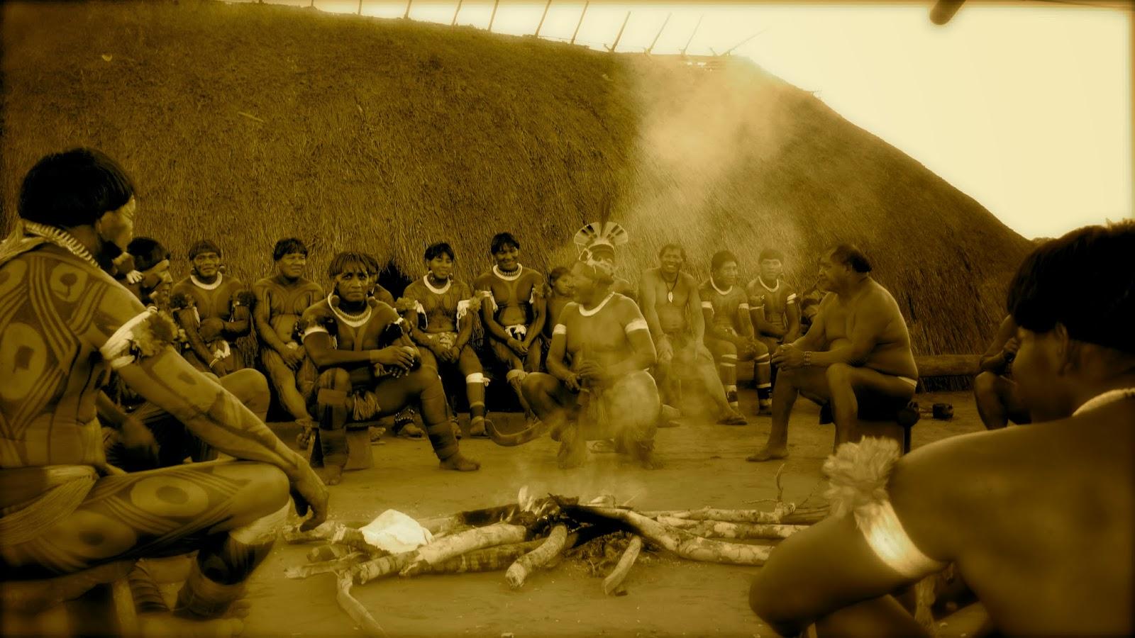 Vicente Cañas, Kiwixí, entregado por la causa indígena.