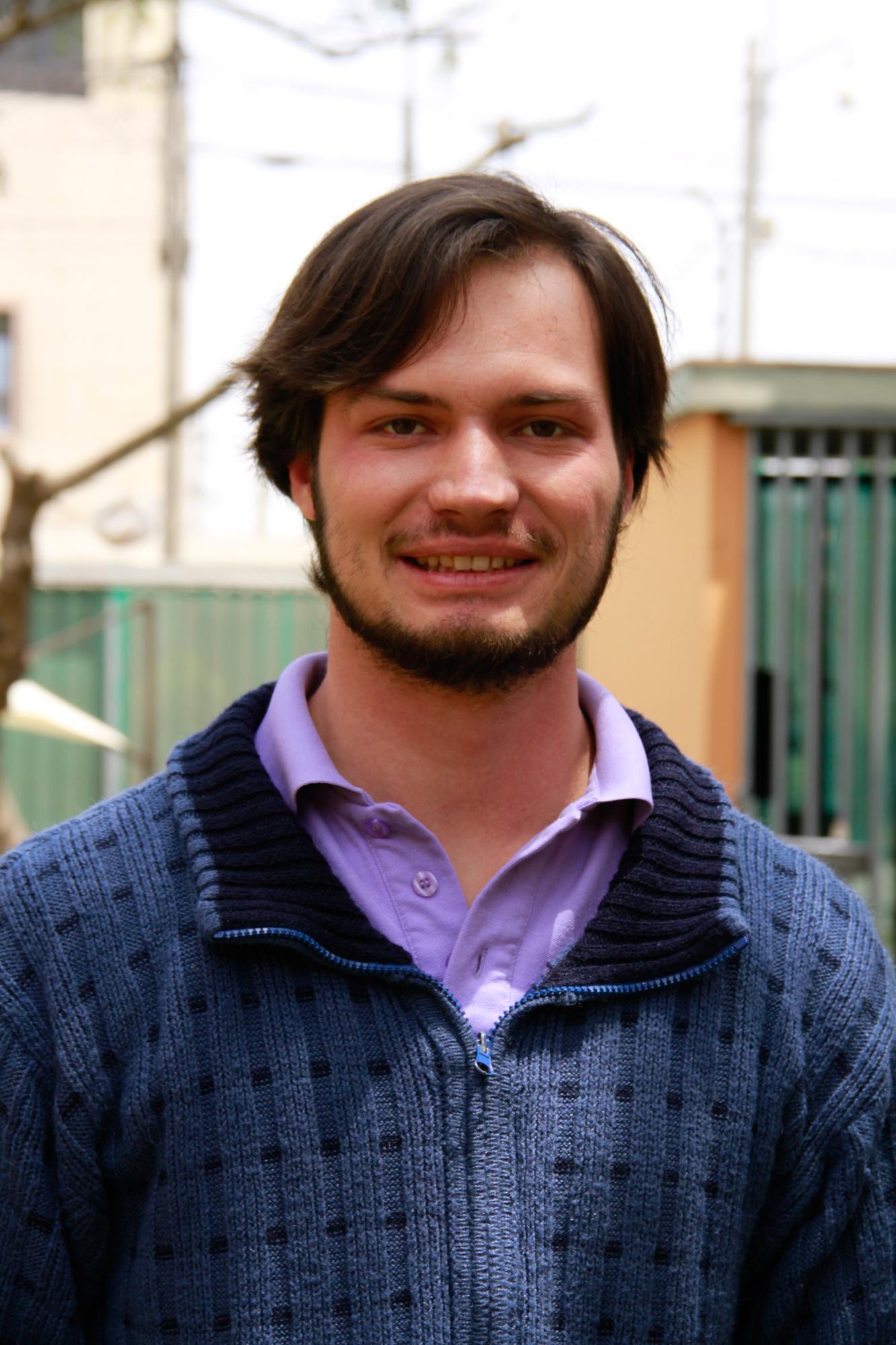 Carlos Alomía SJ