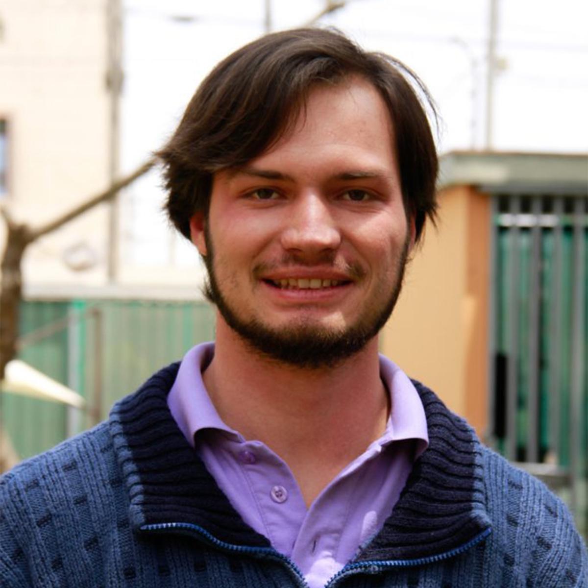 Carlos Alomía, SJ