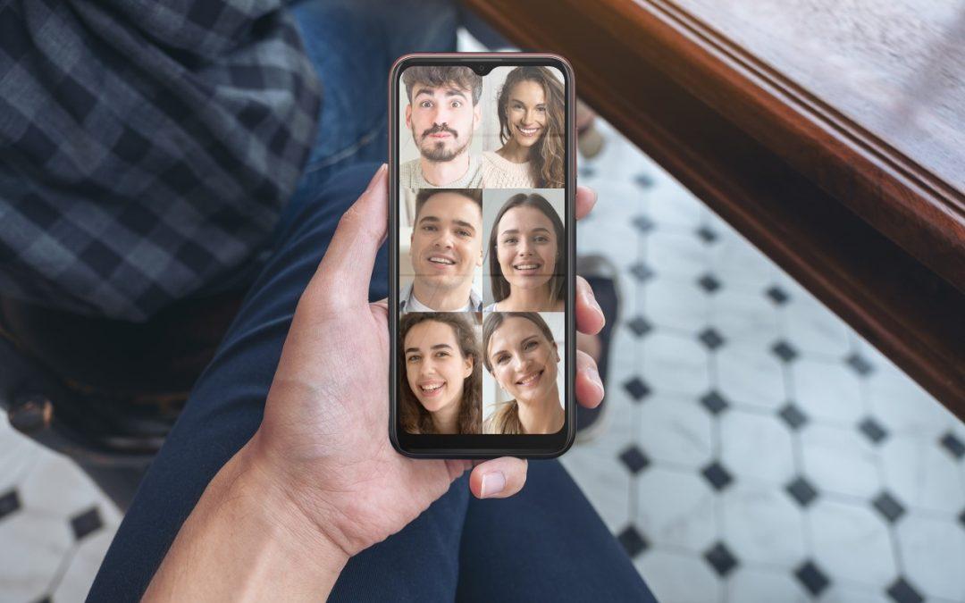 El distanciamiento visual: La ausencia de mirarnos a los ojos